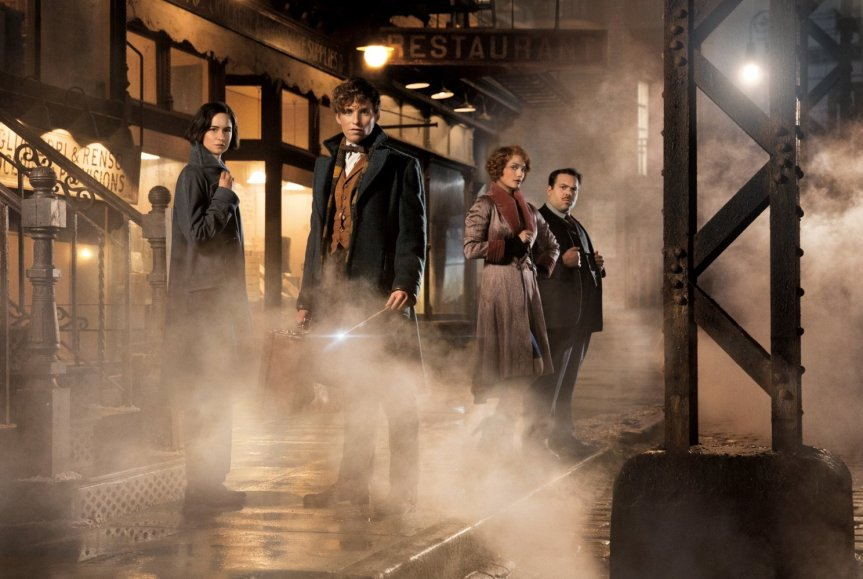 <i>Fantastic Beasts</i> is Not So Fantastic with Diversity