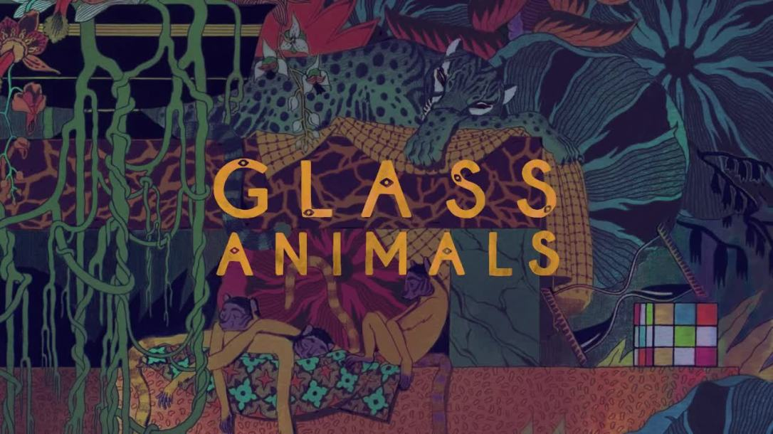 glass animals toes