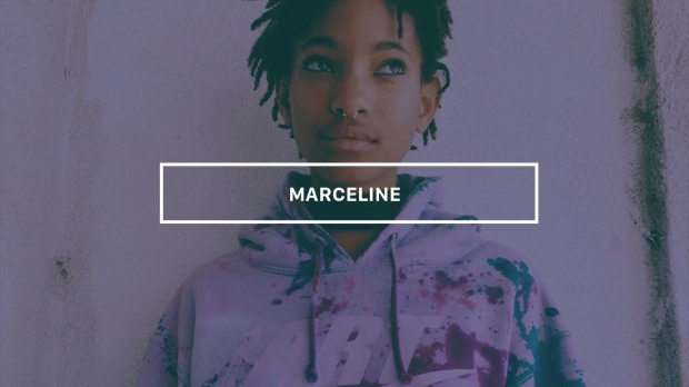 willow smith marceline