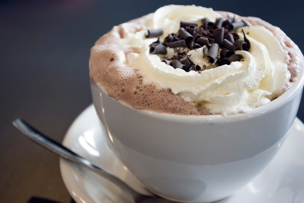 hot chocolate preview