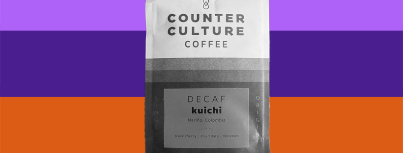 counter culture coffee decaf kuichi
