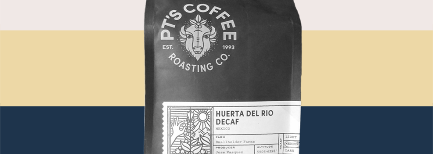 pt's coffee roasting co banner