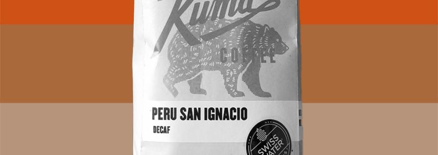 kuma coffee peru san ignacio decaf