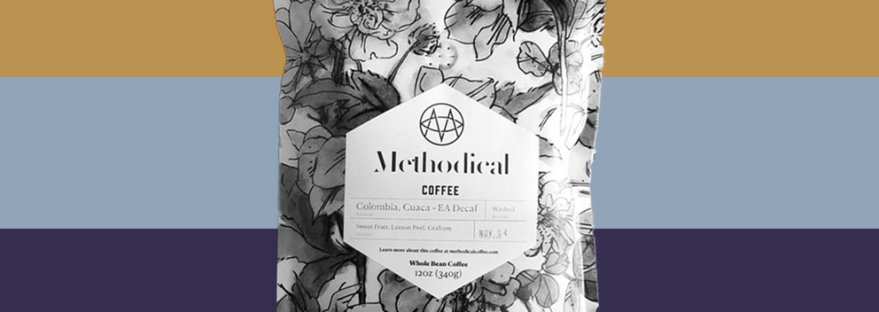 methodical coffee banner