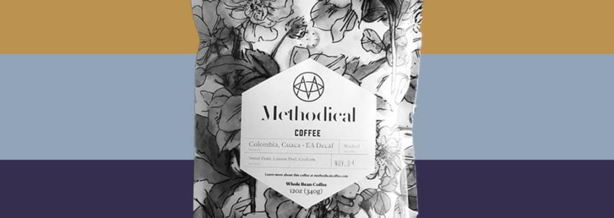 methodical coffee banner